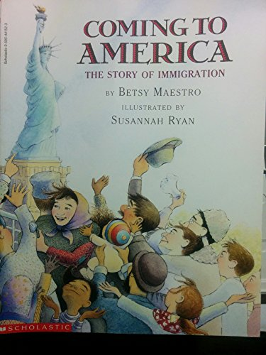9780590441520: Coming to America : The Story of Immigration