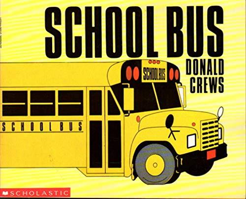9780590441537: School Bus