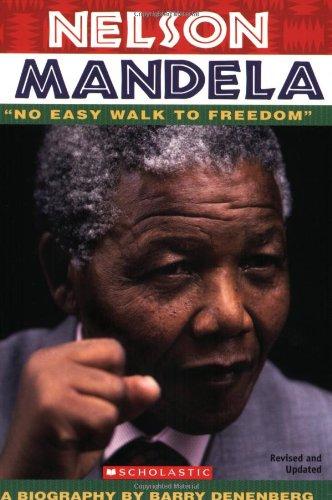 9780590441544: Nelson Mandela: No Easy Walk To Freedom