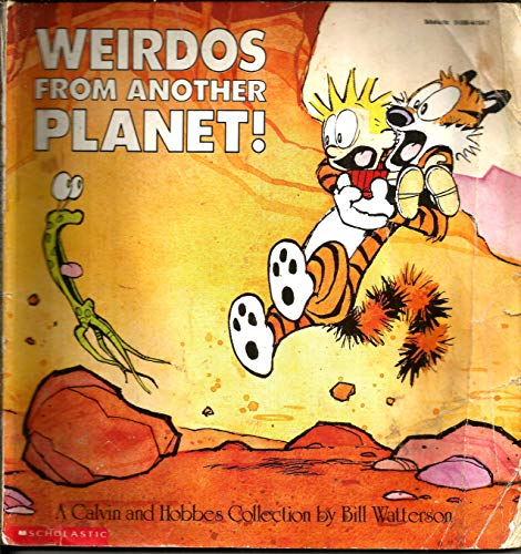 9780590441643: Weirdos From Another Planet Calvin and Hobbes