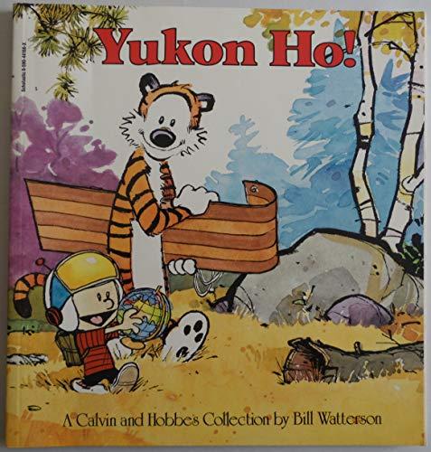 9780590441681: Yukon Ho