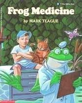 9780590441773: Frog Medicine