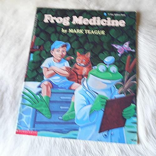 9780590441780: Frog Medicine (Blue Ribbon Book)