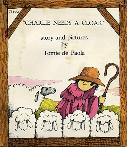 9780590441889: Charlie Needs a Cloak