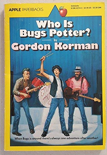 9780590442077: Who Is Bugs Potter?