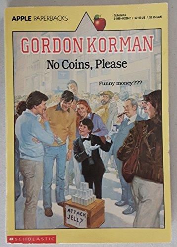 9780590442084: No Coins, Please