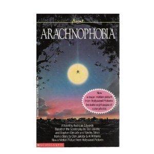 9780590442282: Arachnophobia