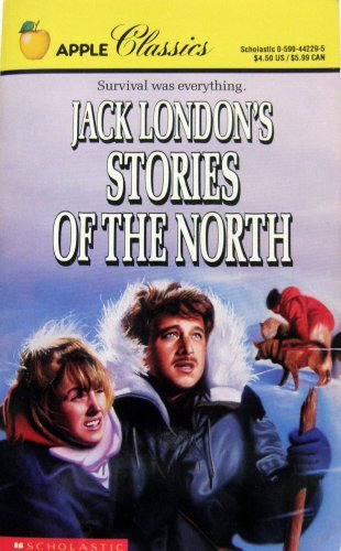 9780590442299: Jack London's Stories of the North