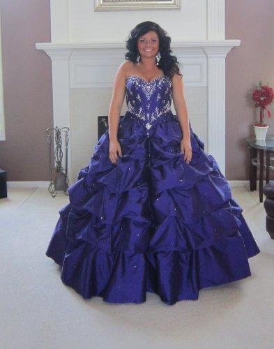 Prom Dress: Lael Littke