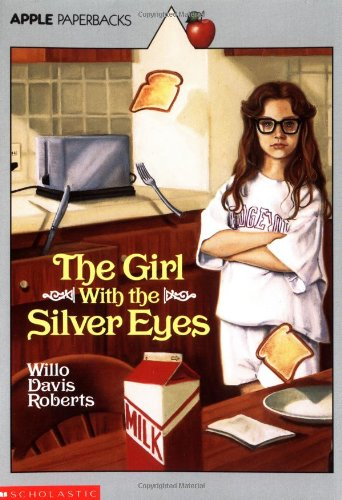 9780590442480: The Girl With the Silver Eyes (Apple Paperbacks)