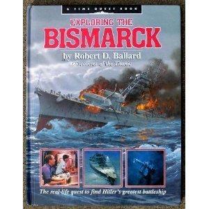 9780590442695: Exploring the Bismarck (A Time Quest Book)