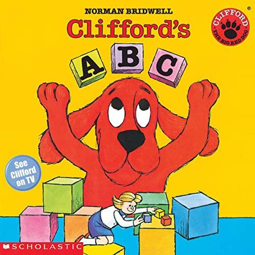 9780590442862: Clifford's Abc (Clifford 8x8)