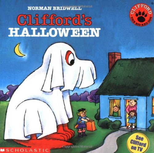 9780590442879: Clifford's Halloween (Clifford the Big Red Dog (Pape)