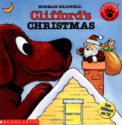 9780590442886: Clifford's Christmas (Clifford the Big Red Dog)
