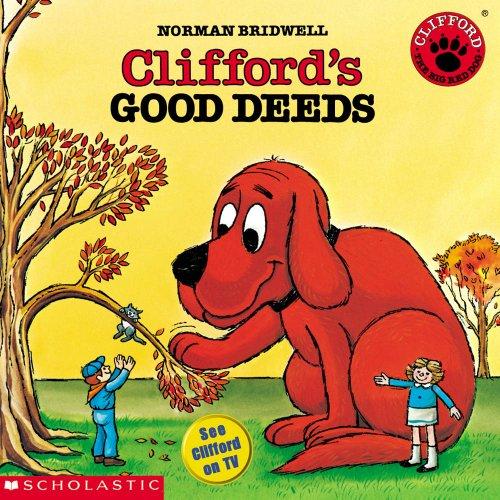 9780590442923: Clifford's Good Deeds