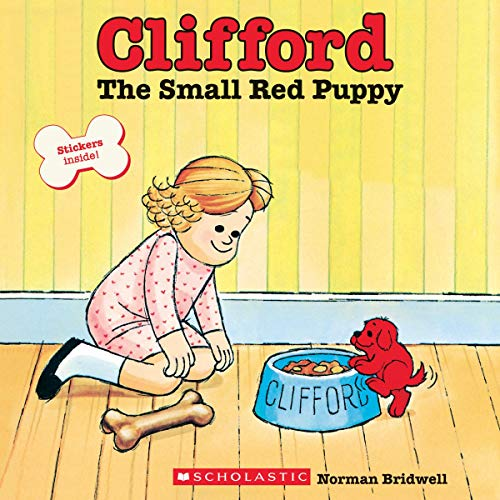 9780590442947: Clifford the Small Red Puppy (Clifford the big red dog)