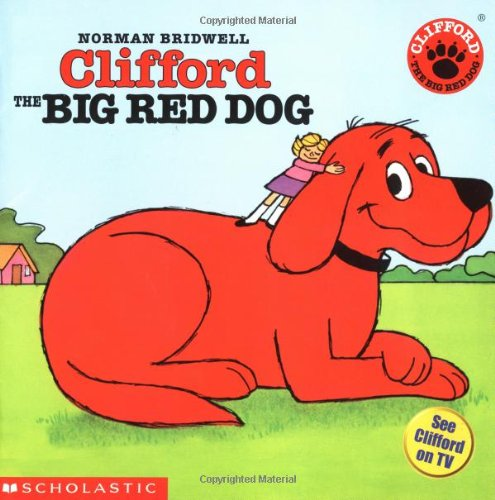 9780590442978: Clifford, the Big Red Dog