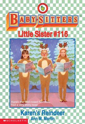 9780590442985: Karen's Little Sister (Baby-Sitters Little Sister #6)
