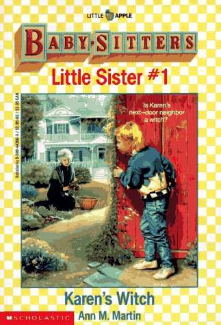 9780590443005: Karen's Witch (Baby-Sitters Little Sister, 1)