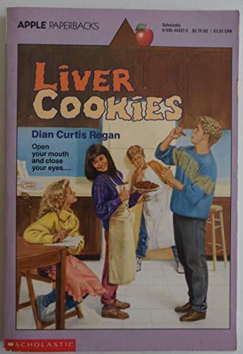 9780590443371: Liver Cookies (Apple Paperbacks)