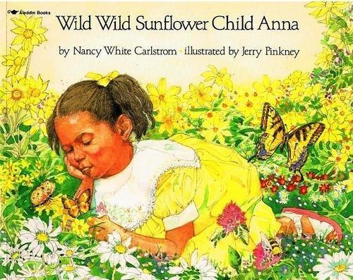 9780590443463: Wild Wild Sunflower Child Anna