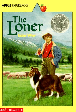 9780590443524: The Loner (An Apple Paperback)