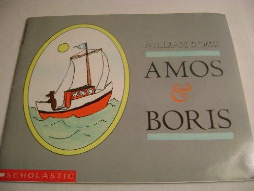 9780590444187: Amos & Boris