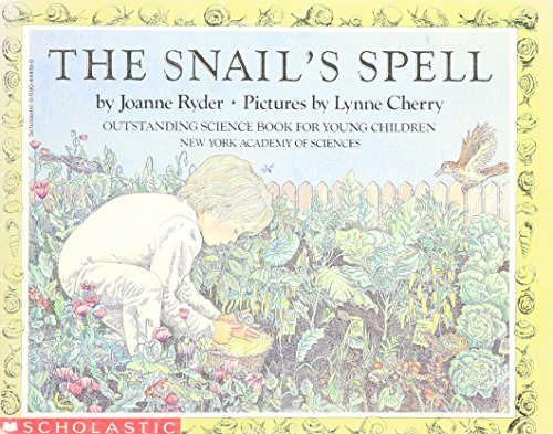 9780590444194: The snail's spell