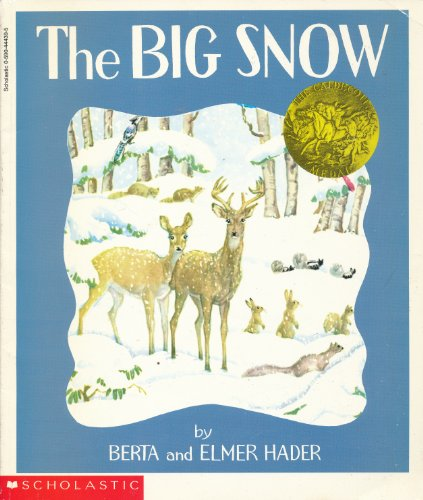 9780590444392: The Big Snow