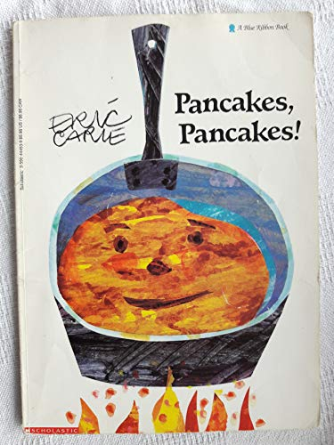 9780590444538: Pancakes, Pancakes (Blue Ribbon Book)