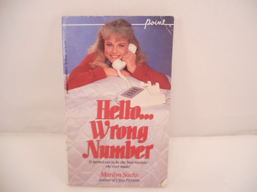 Hello, Wrong Number: Sachs, Marilyn