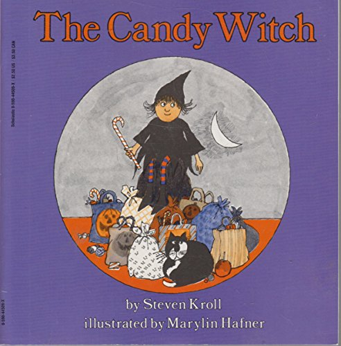 9780590445092: The Candy Witch