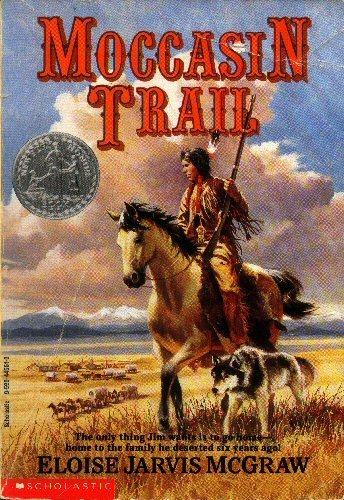 Moccasin Trail: McGraw, Eloise Jarvis