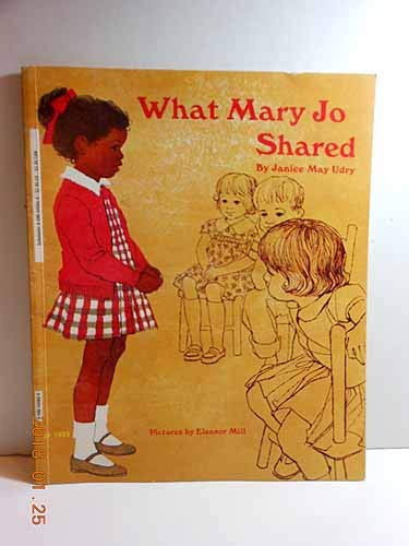 9780590445665: What Mary Jo Shared