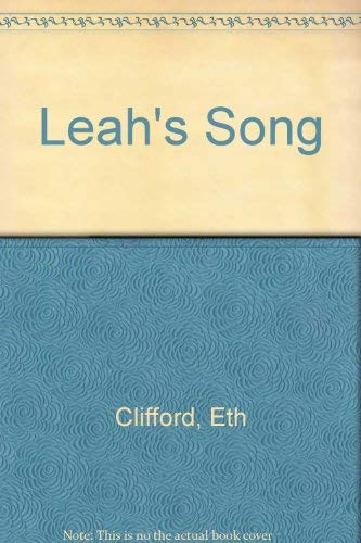 9780590445672: Leah's Song