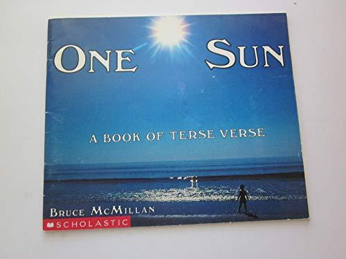 9780590446433: One Sun: A Book of Terse Verse