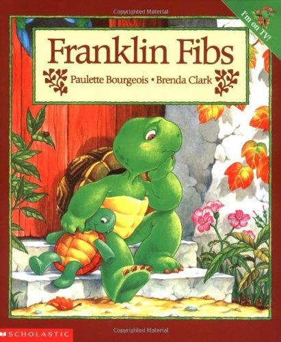 9780590446471: Franklin Fibs