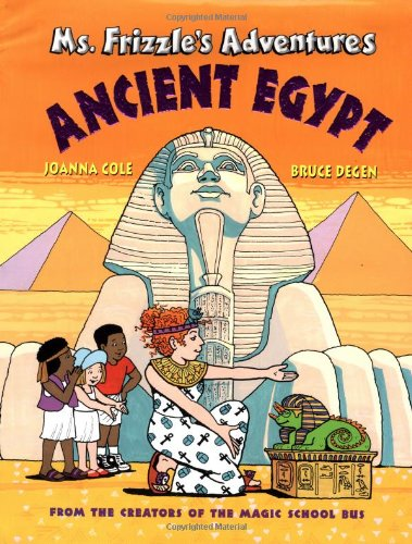 9780590446808: Ms. Frizzle's Adventures: Ancient Egypt