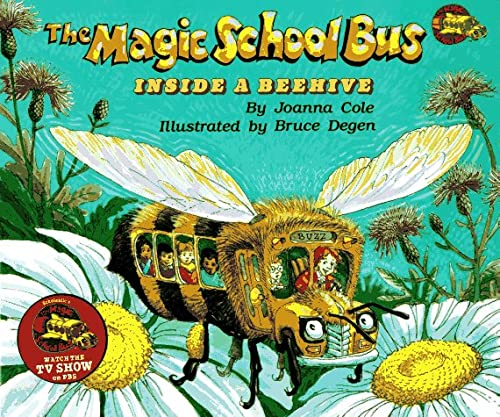 9780590446846: The Magic School Bus Inside a Beehive