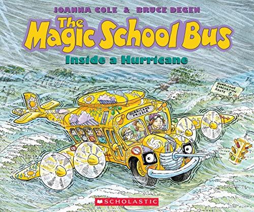 9780590446877: The Magic School Bus Inside a Hurricane