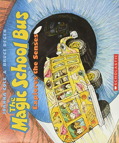 9780590446983: The Magic School Bus Explores the Senses