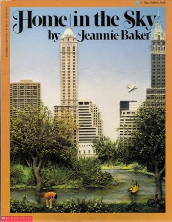 Home in the Sky (A Blue Ribbon: Baker, Jeannie