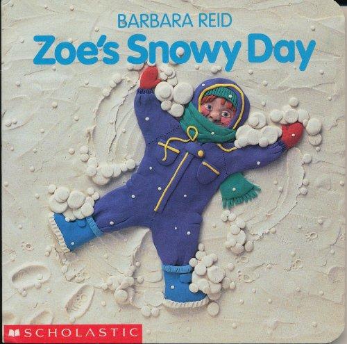 Zoe's Snowy Day (Cartwheel) (9780590447140) by Barbara Reid