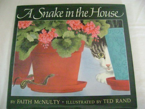 9780590447584: A Snake in the House