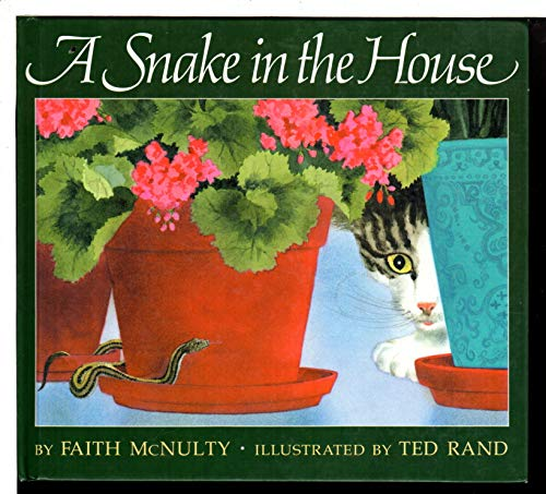 9780590447591: A Snake in the House