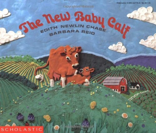 9780590447768: The New Baby Calf