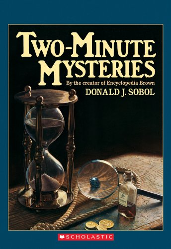 9780590447874: Two-Minute Mysteries (Apple Paperbacks)