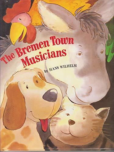 9780590447959: The Bremen Town Musicians