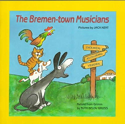 The Bremen Town Musicians: Wilhelm, Hans