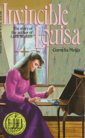 9780590448185: Invincible Louisa: The Story of the Author of